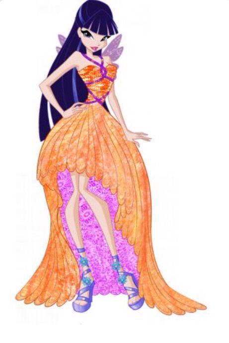 Musa's jurk in seizoen 6.