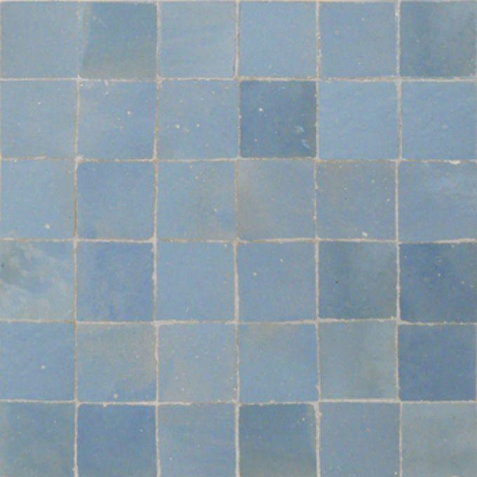 Mosaic House Mosaic 20 Sea Blue Color Palette Mosaic House