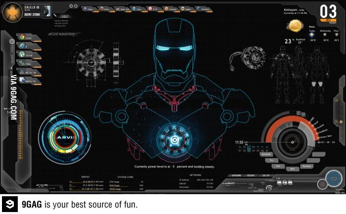 Iron Man Theme Desktop Iron Man Hd Wallpaper Iron Man Wallpaper Live Wallpaper For Pc