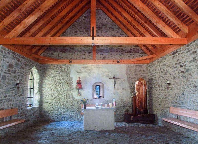 Chiesa di S.Pietro In Monte - Dobbiaco