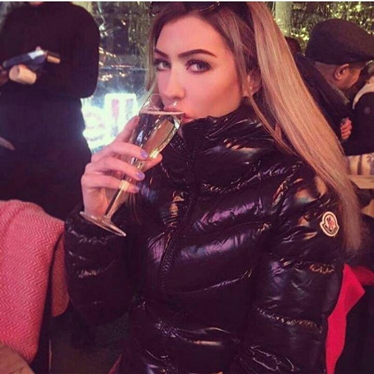 moncler bayan mont instagram