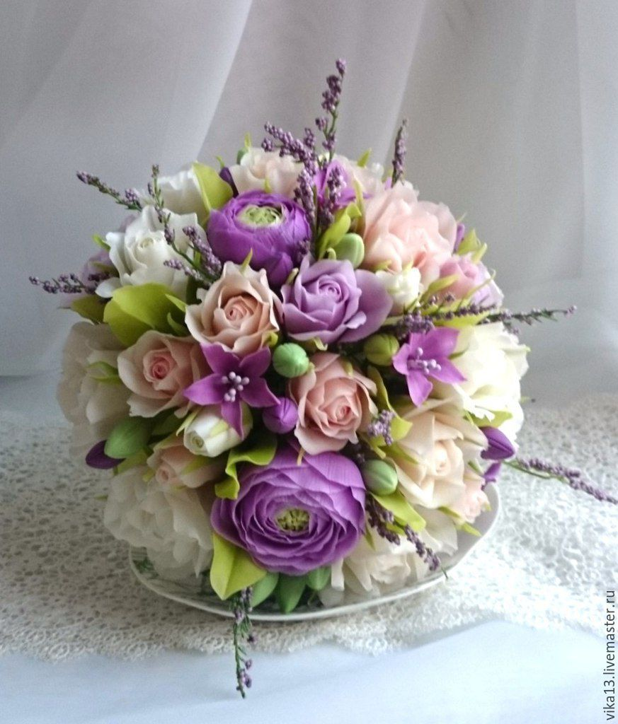 Цветы прованс