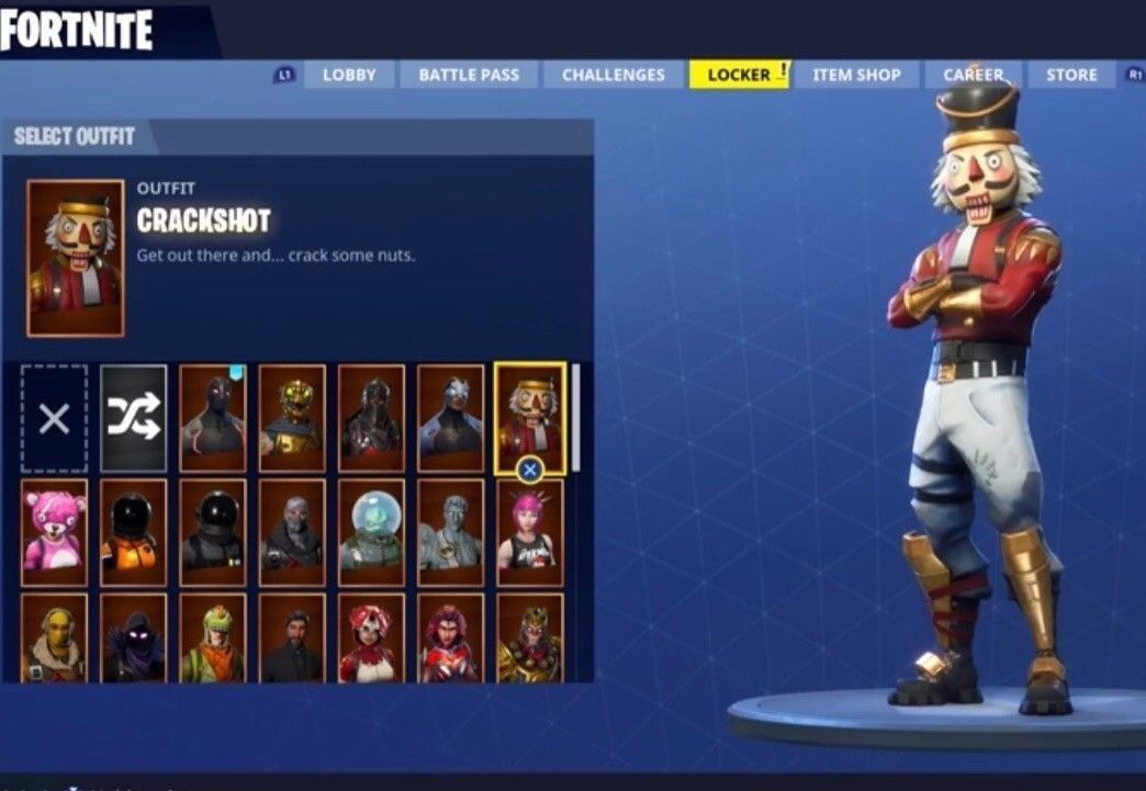 Buy fortnite account cheap