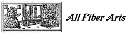 All Fiber Arts logo