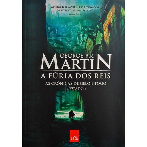 Livro A Furia Dos Reis As Cronicas De Gelo E Fogo Livro 29