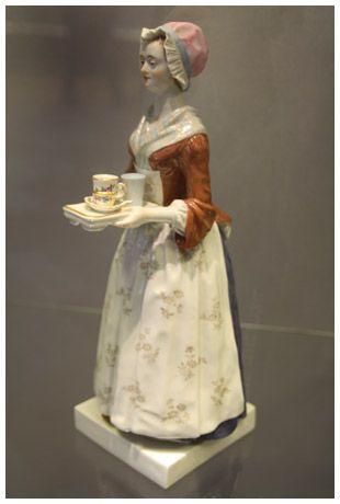 Meissen - the Chocolate Girl