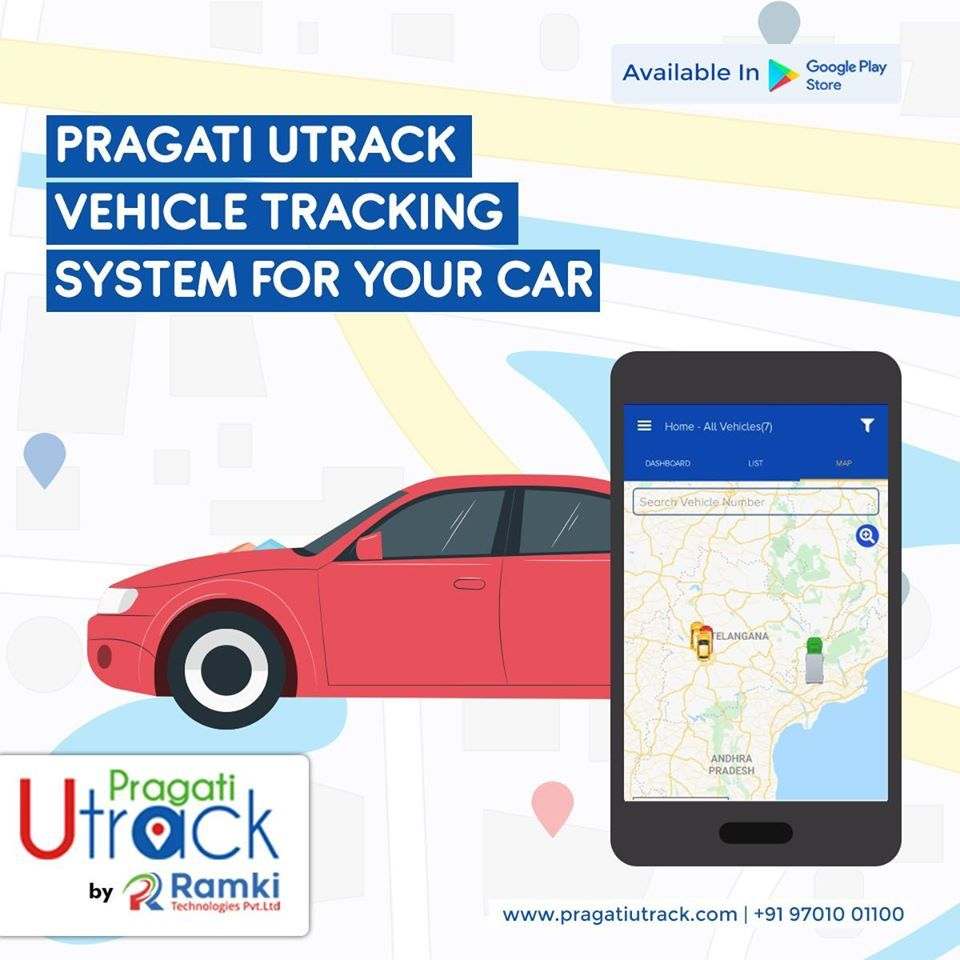 If you love your car, Track It 24×7 and keep it safe with