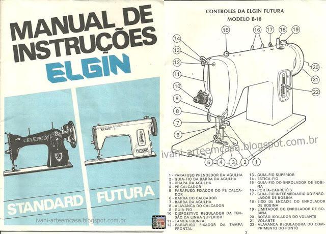 f018500b3 manual elgin genius anos 70 Array - arte em casa ivani manual elgin futura  modelo b 10 parte 1 rh pinterest