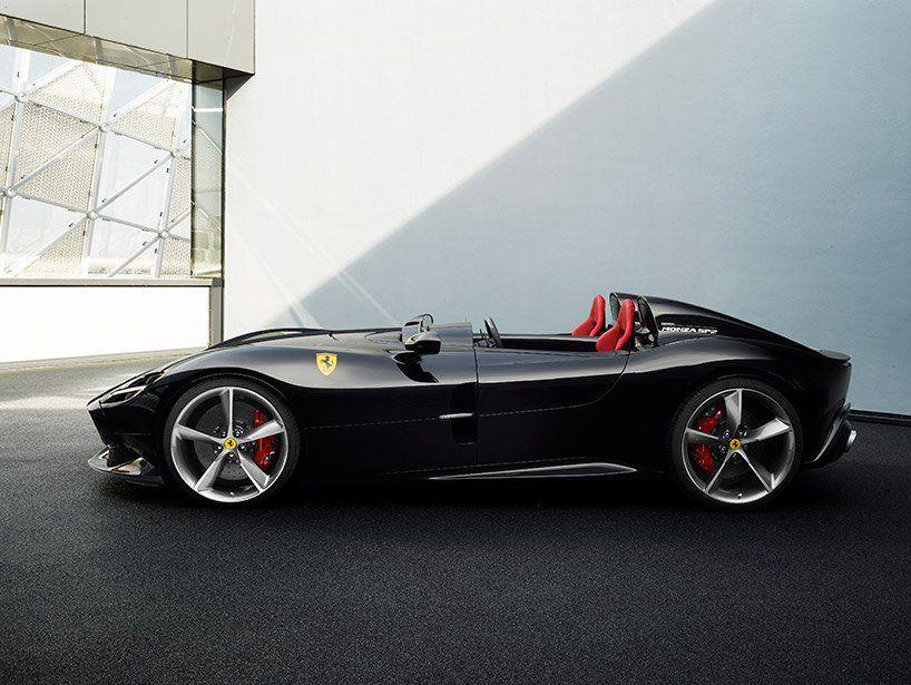 Ferrari Tira De Nostalgia Y Lanza Dos Nuevos Modelos Inspirados En Sus Icónicos Coches Vintage Cultura Inquieta Luxury Sports Cars Coches Deportivos De Lujo Autos Ferrari