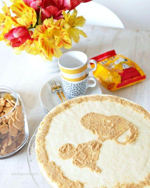 Rezept No Bake Philadelphia Torte Mit Butterkeksboden Torten