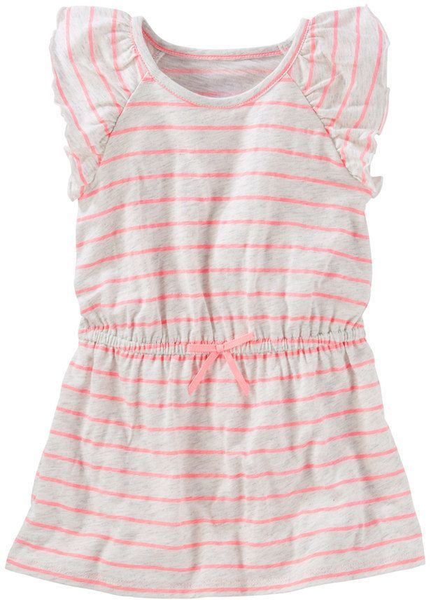 99cdc44f87d6 Girls 4-8 OshKosh B gosh® Striped Raglan Tunic in 2019