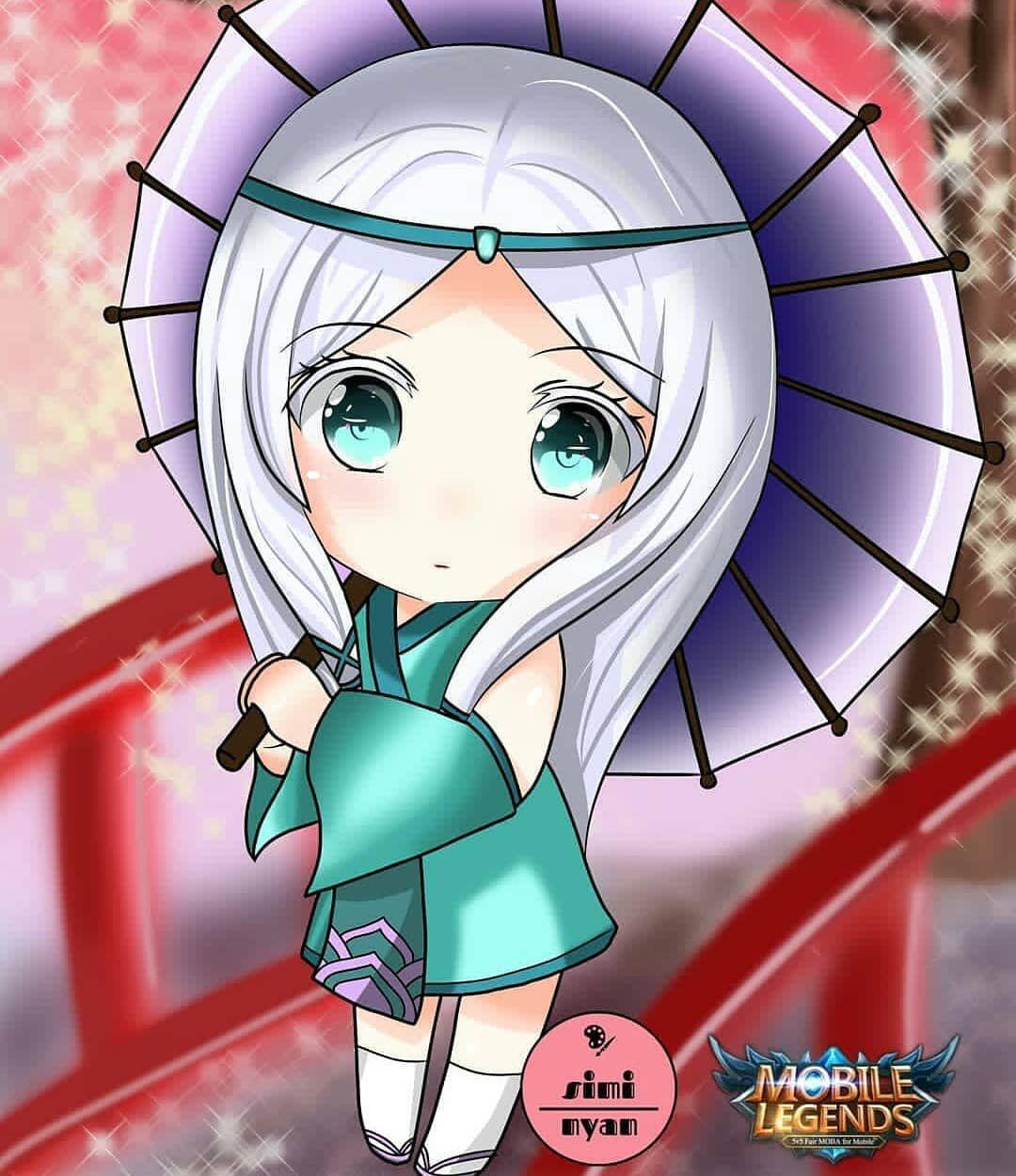 Kagura salah satu Mage terbaik di Mobile Legends, Usernya