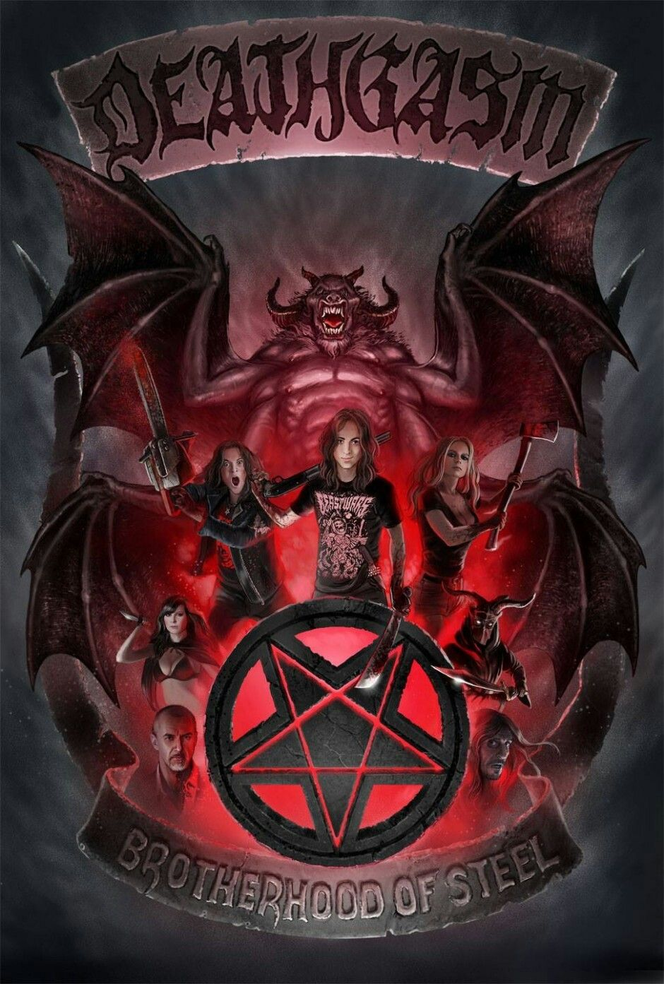 Deathgasm 2015 rocky horror picture show rocky horror