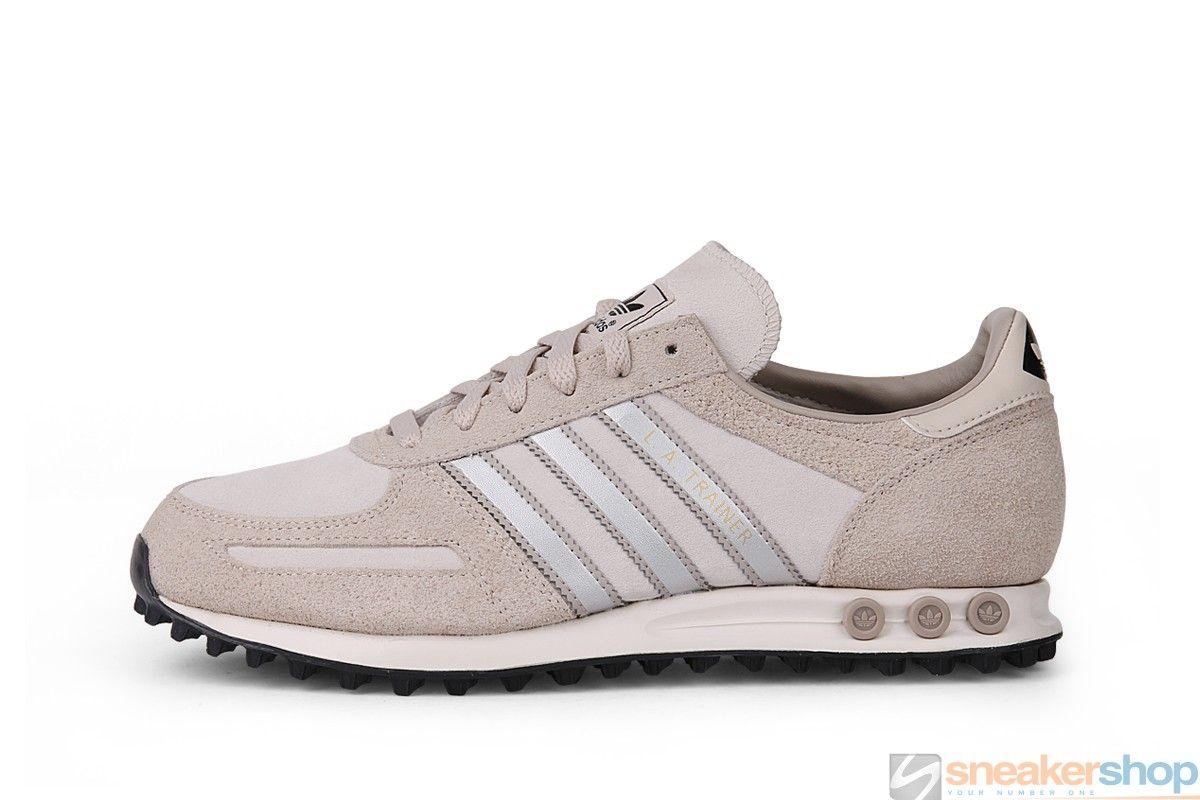 Adidas LA Trainer (Bliss/Metallic Silver/Vapour White ...