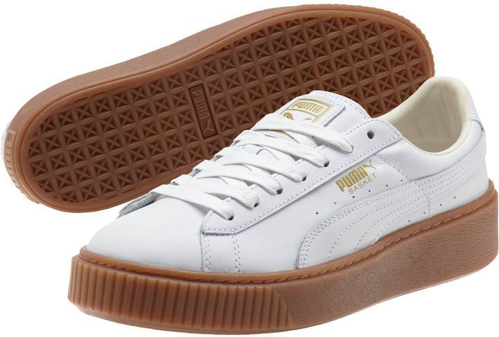 625a9f4e1639 Puma Basket Platform Core Women s Sneakers