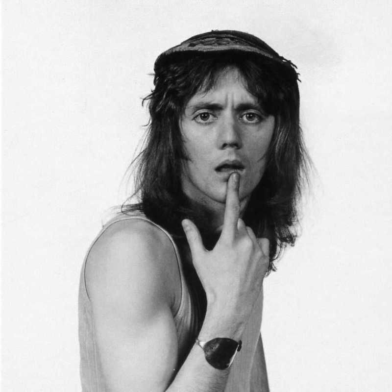 1974 - Roger Taylor by Mick Rock