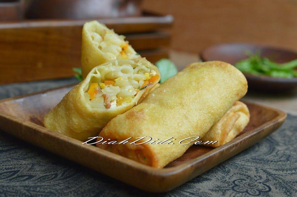 Risoles Tanpa Panir Ekonomis Resep Masakan Resep Masakan Indonesia Makanan Dan Minuman
