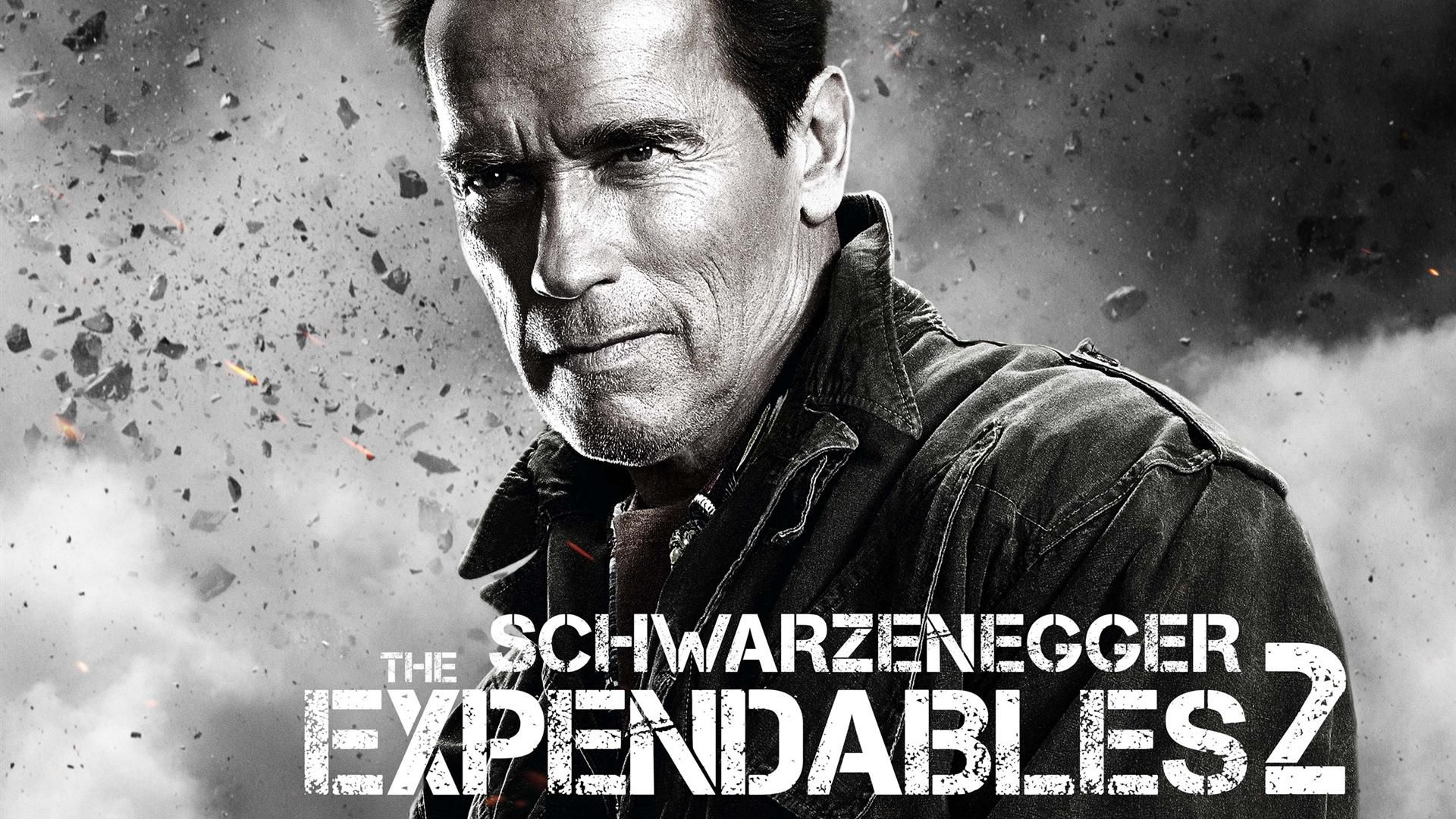 Arnold schwarzenegger in the expendables hd wallpapers