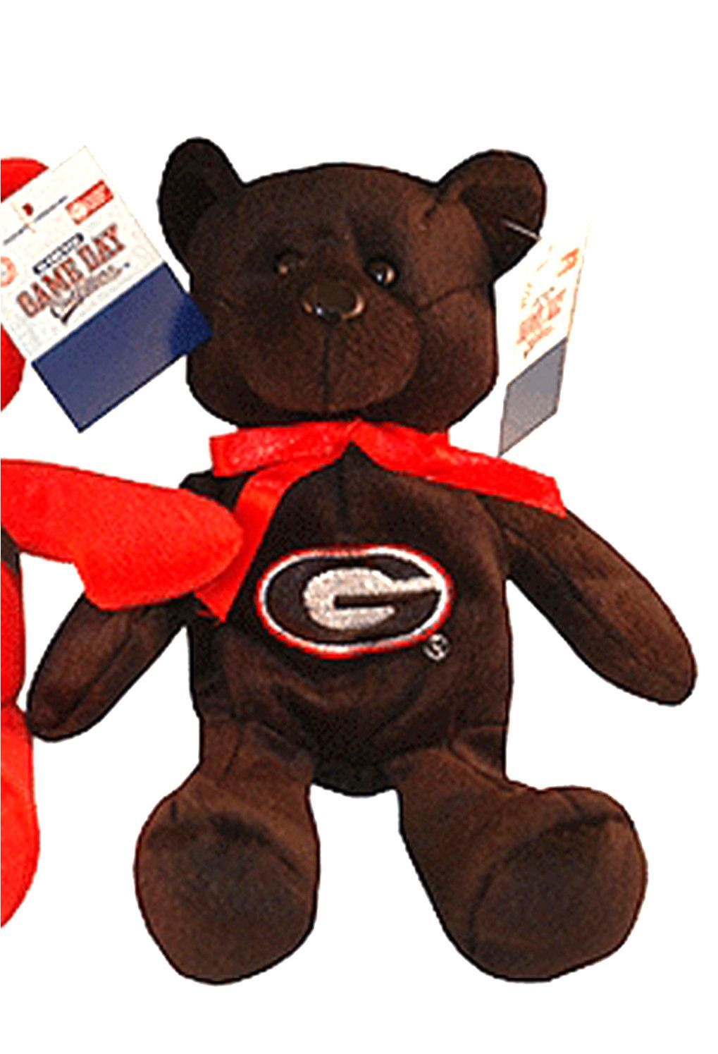 Jenkins Enterprises Game Day Outfitters University of Georgia Plush Beanie  Bear MPN  21421 CONDITION  New SIZE  8.5 in x 7.5 in x 3 in MATERIAL  Plush  AGE  ... 9ac4bf04c
