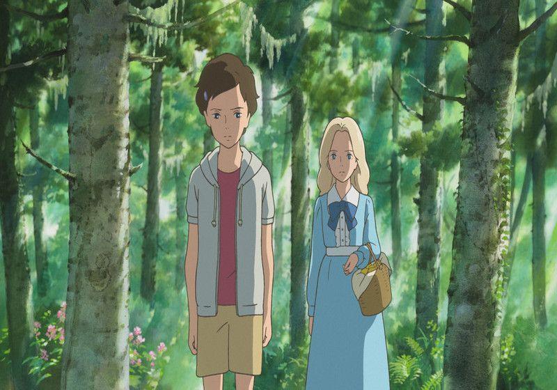 Studio Ghibli's 'When Marnie Was There' UK Cinema Release on June 10 - http://www.hofmag.com/studio-ghiblis-when-marnie-was-there-uk-cinema-release-on-june-10/155702