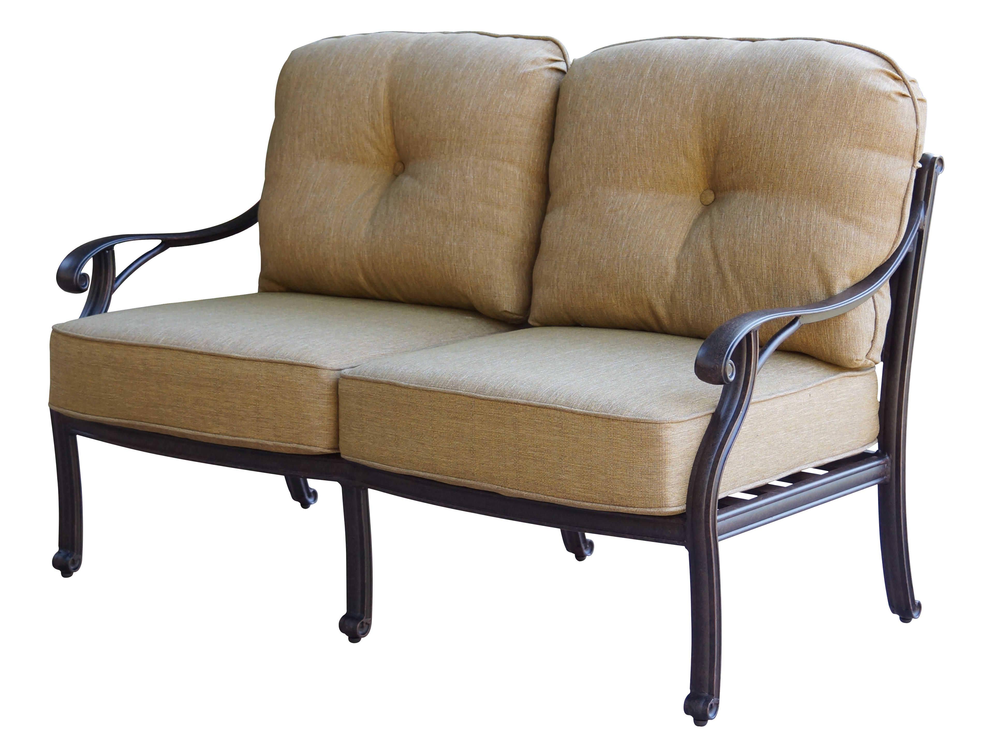 K B Patio Newport Loveseat Youu0027ll Love