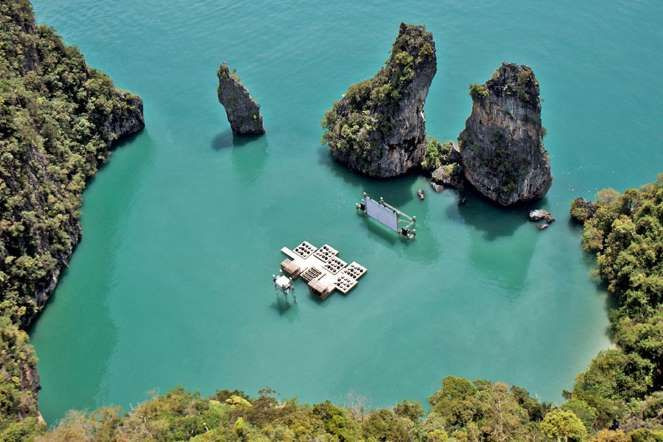 14 Spectacular Examples Of Floating Architecture Archipelago And
