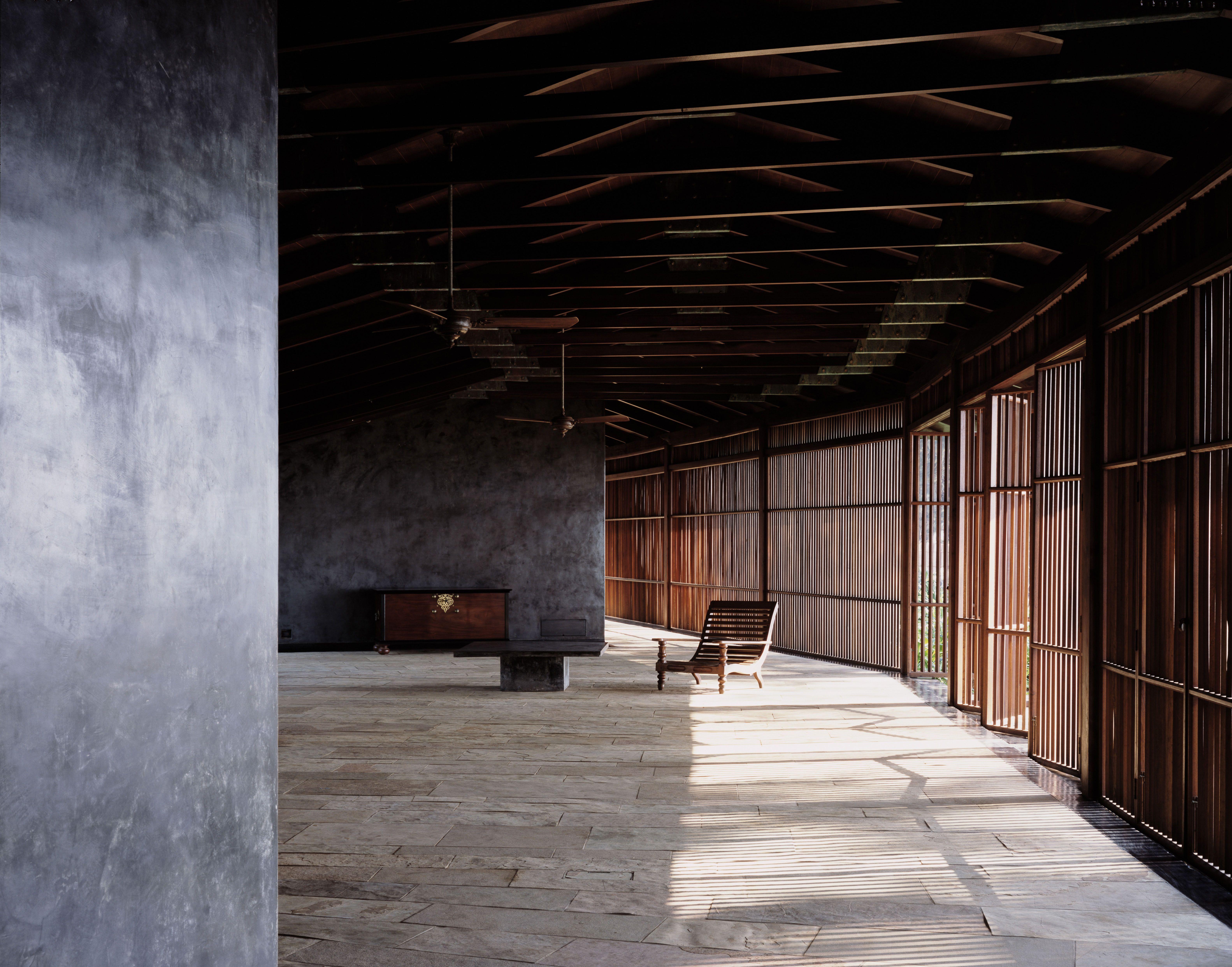 Studio mumbai e la slow architecture indiana interior for Architetti studi architettura brescia