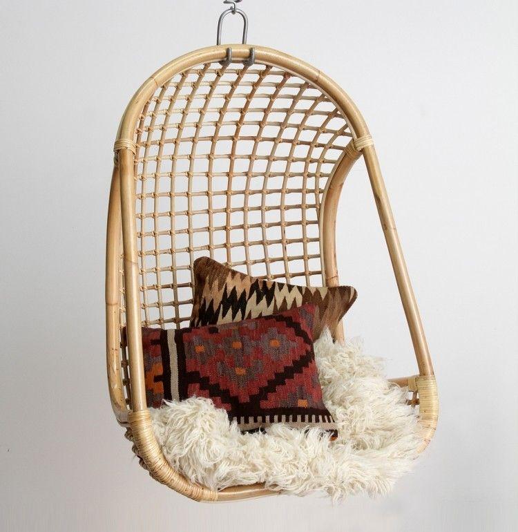 Sillas colgantes, 25 ideas cómodas y de puro confort Sillas