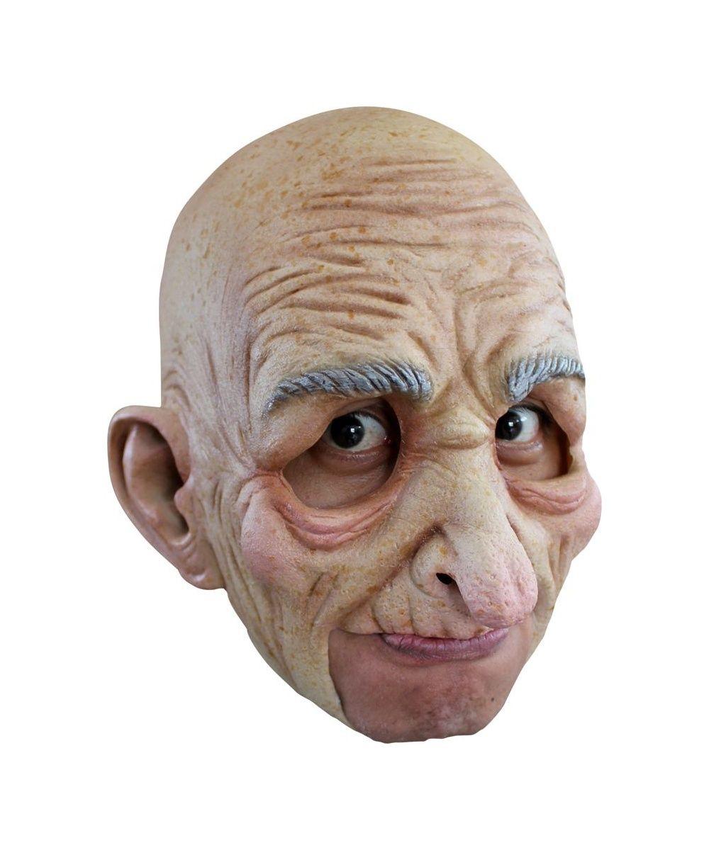 Costume Masks Old Man Mask Halloween Masks | halloween bymario ...