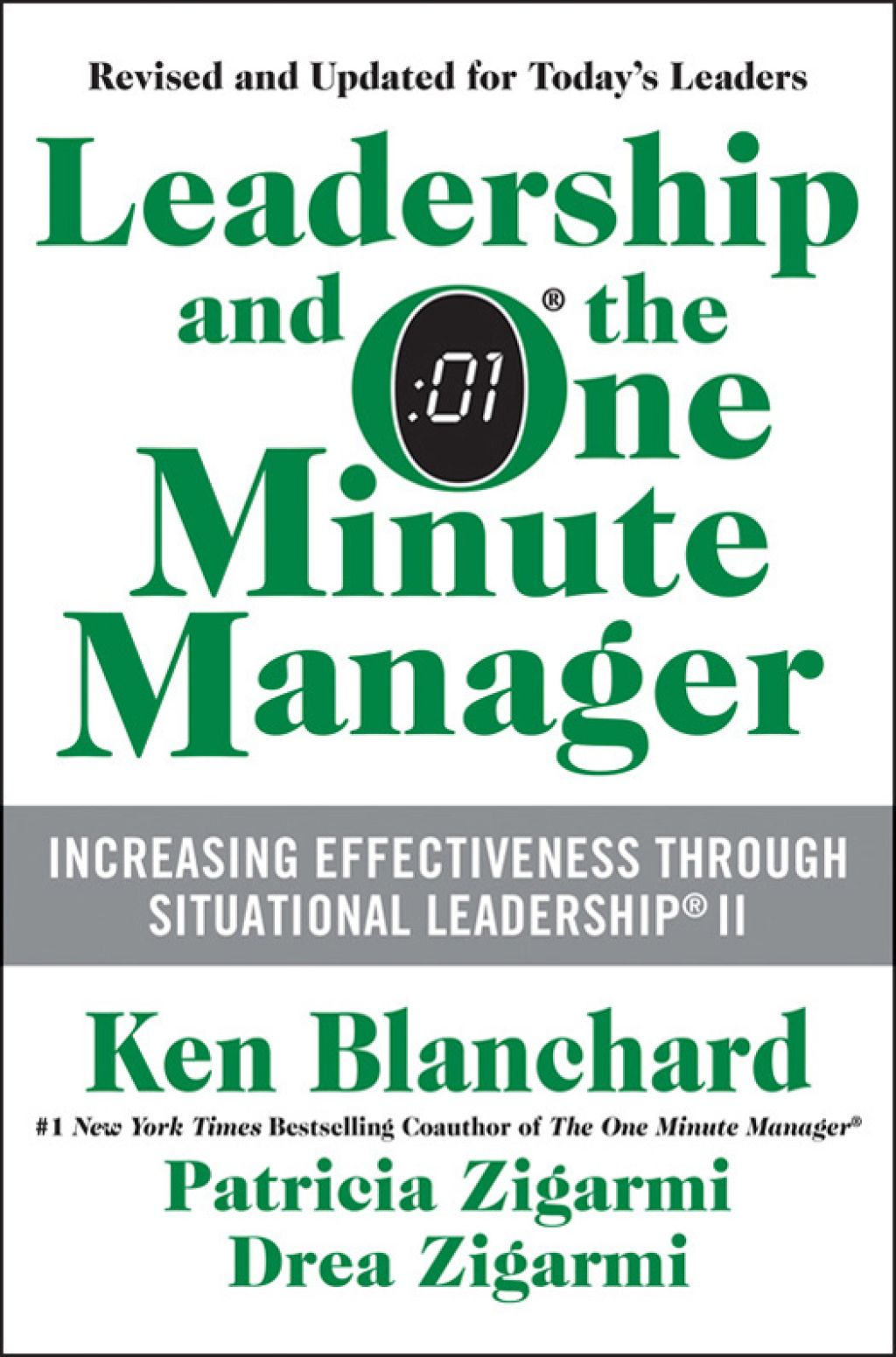Leadership And The One Minute Manager Updated Ed Ebook
