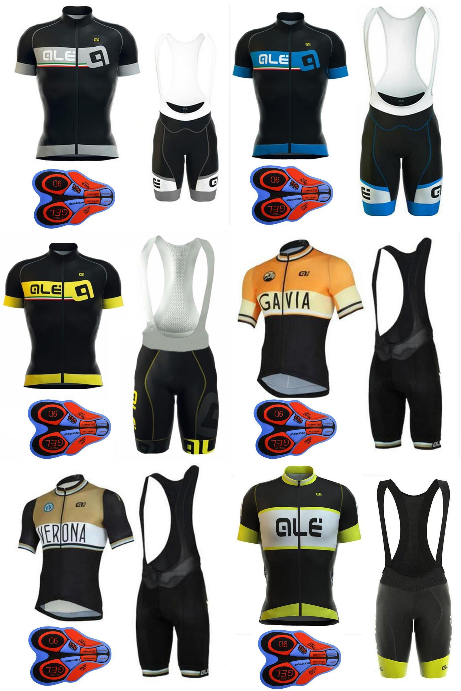 producto caliente venta más caliente envío complementario Visit to Buy] 2017 ALE cycling jersey cycling clothing mtb ...