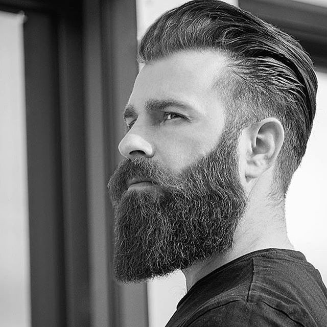 "beard "" point"" men"