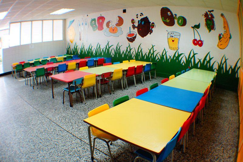 Decoracion Comedor Escolar Buscar Con Google Comedor
