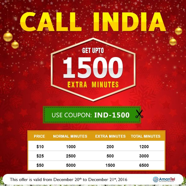 india calling card offer now get upto 1500 extra minutes and make clear voice - India Calling Card From Usa