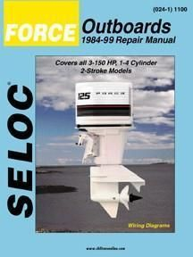 force outboard tune up repair manual boat motor manuals rh pinterest com force outboard manual 85 hp force outboard manual pdf free