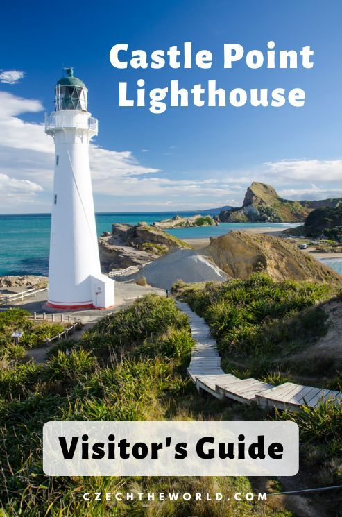 Everything you need to know before coming to Castle Point Lighthouse. Track description, interesting facts, photo tips, facilities and more ... #lighthouse #castlepoint #newzealand