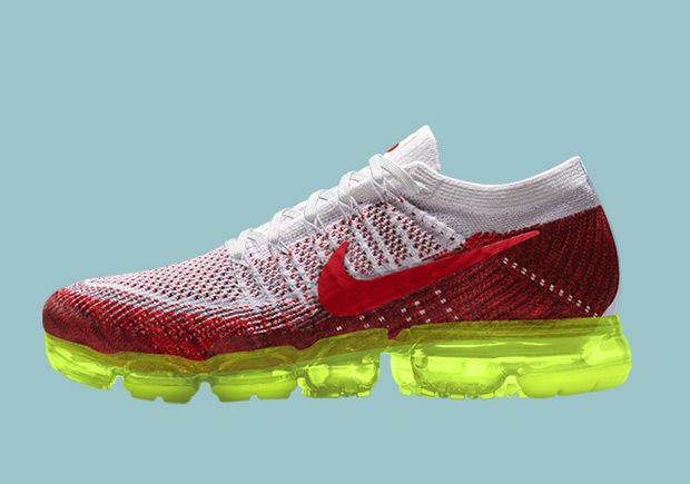 a8810bc4bf62d The Air Max Day sneaker release surprises continue as Nike confirms the  release of the VaporMax and Air Max 1 Flyknit on NIKEiD on March 26th.
