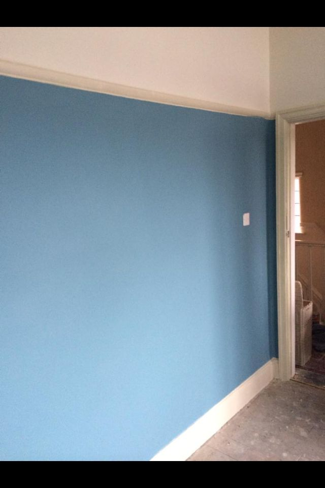 Best Farrow And Ball Stone Blue 86 Blue And Yellow Living 640 x 480