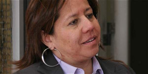 Maria del Pilar Hurtado, exdirectora del DAS.
