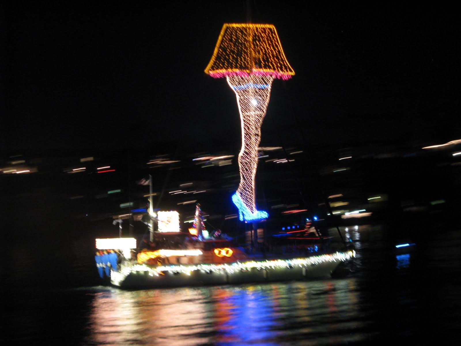 Related Image Lake Boat Parade Boat Parade Nautical Christmas