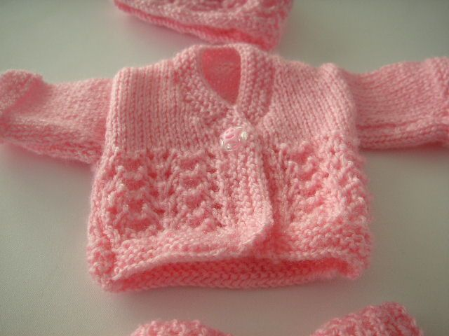 Premature Baby Knitting Patterns Free I Was Taken Aback This Is One