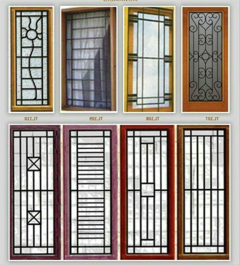 Top 55 Beautiful Grill Design Ideas For Windows Engineering Discoveries Grill Door Design Window Grill Design Window Design House window grill design indian style