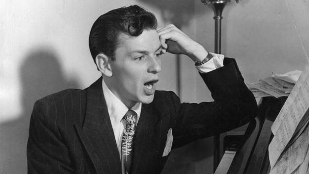 All Or Nothing At All American Singers Frank Sinatra Singer