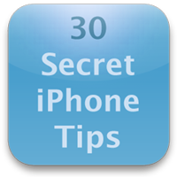 30+ iPhone tips...