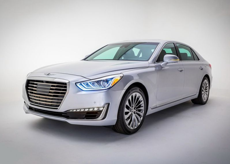 Hyundai Genesis Sedan Changes Hyundai Genesis Sedans And Cars