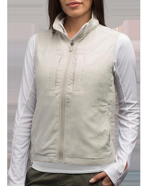 Safari Vest Lightweight Travel Vest SCOTTeVEST Featherweight for Women