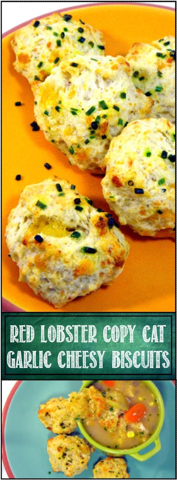 Red Lobster Copy Cat Garlic Cheesy Biscuits Restaurant