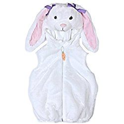 Dream Play Imagine Furry Bunny Rabbit Plush Deluxe Baby Costume (12 months White Bunny  sc 1 st  Pinterest & Dream Play Imagine Furry Bunny Rabbit Plush Deluxe Baby Costume (12 ...