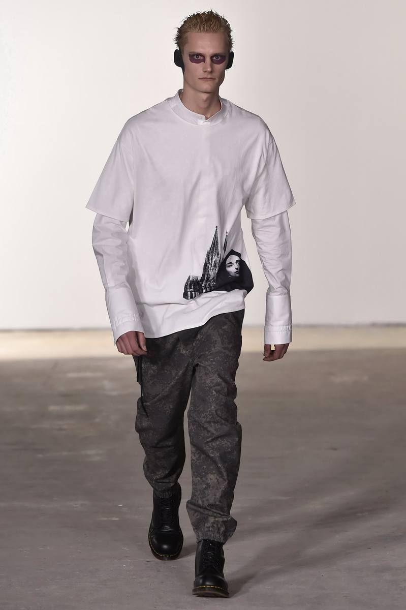Siki Im Fall/Winter 2016/17 - New York Fashion Week Men's