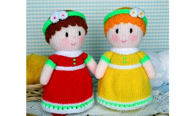 Перчик вязание куклы мк
